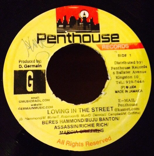 Marcia Griffiths - Loving In The Street