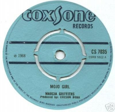 Marcia Griffiths - Mojo Girl / Tell Me That You Love Me