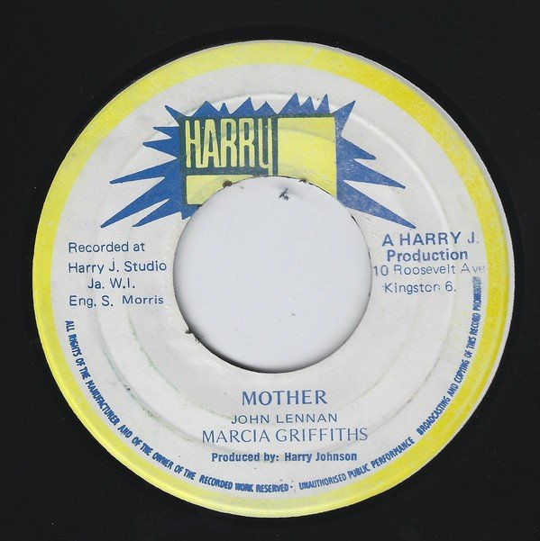 Marcia Griffiths - Mother