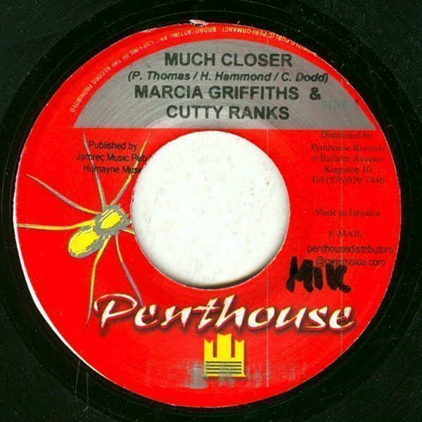 Marcia Griffiths - Much Closer