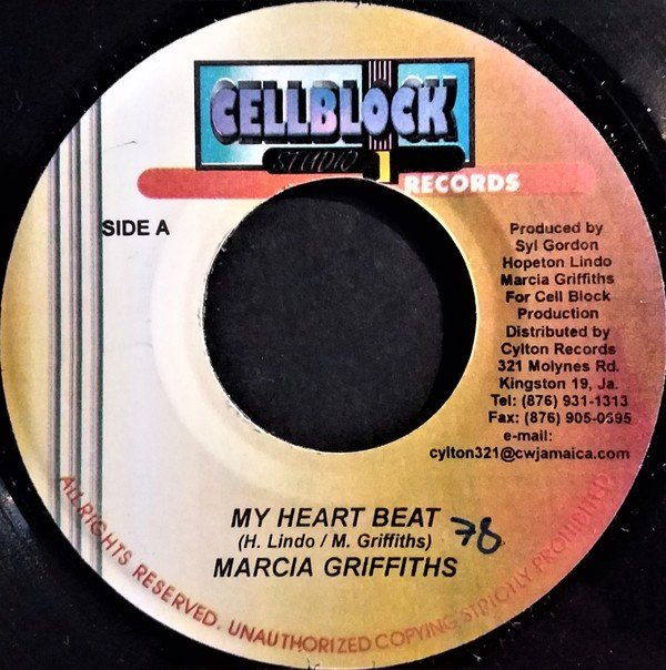 Marcia Griffiths - My Heart Beat