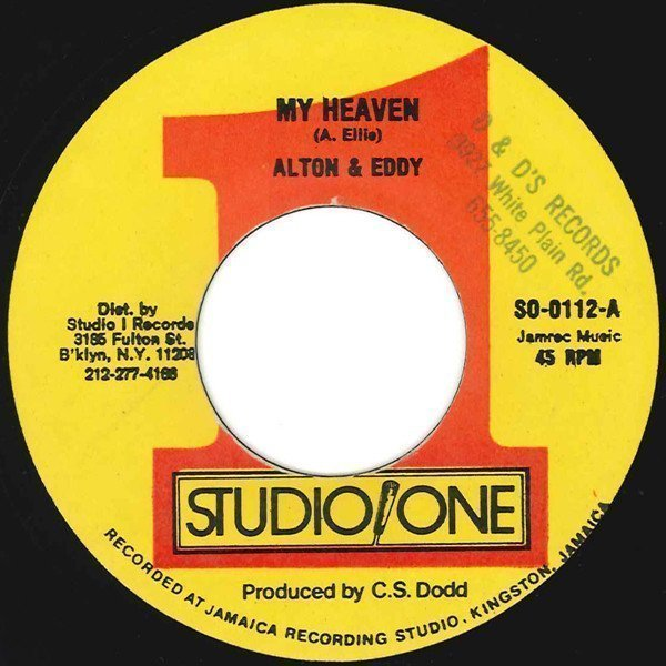 Marcia Griffiths - My Heaven / Don
