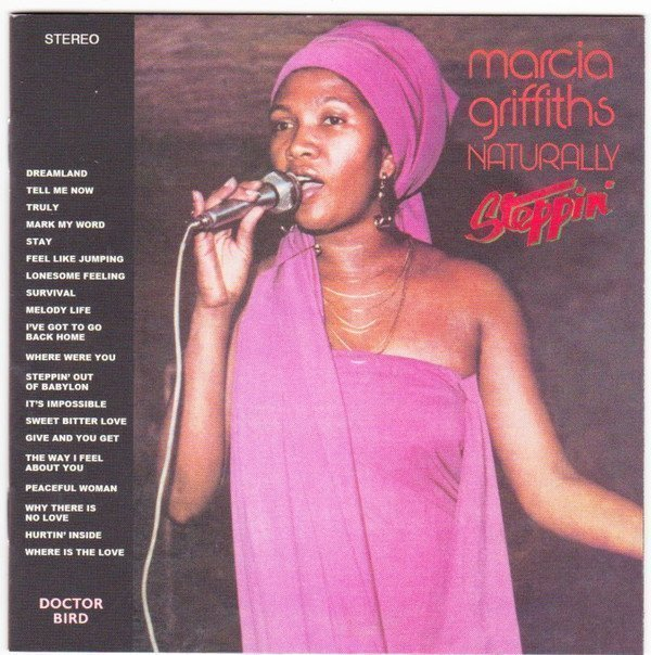 Marcia Griffiths - Naturally / Steppin