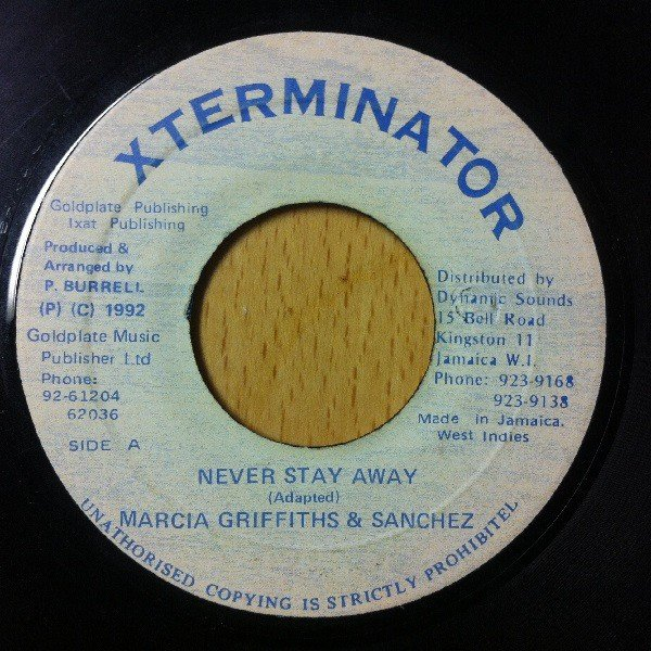 Marcia Griffiths - Never Stay Away