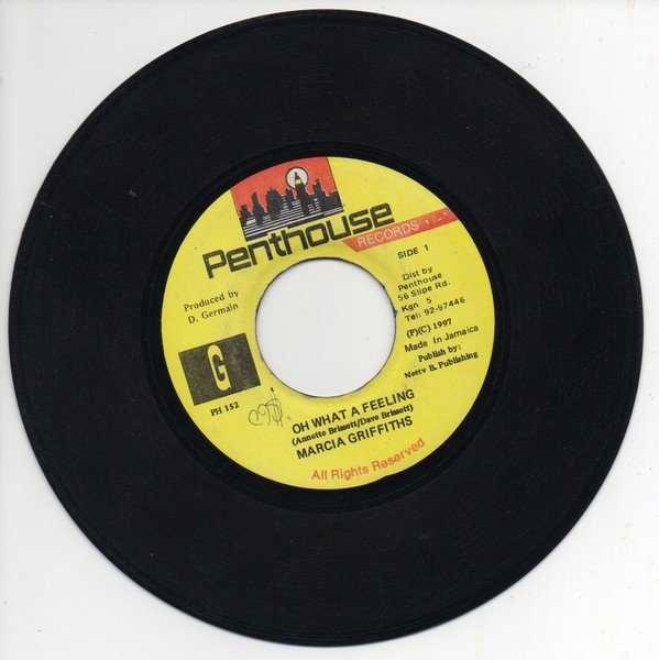 Marcia Griffiths - Oh What A Feeling