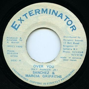 Marcia Griffiths - Over You