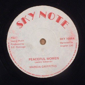 Marcia Griffiths - Peaceful Woman