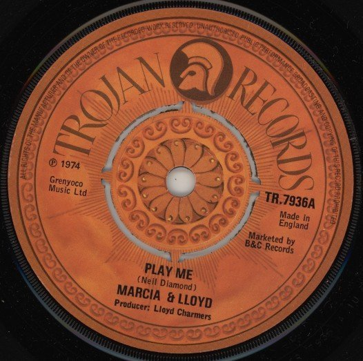Marcia Griffiths - Play Me / Going In Circles