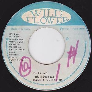 Marcia Griffiths - Play Me / Green Grasshopper