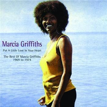 Marcia Griffiths - Put A Little Love In Your Heart