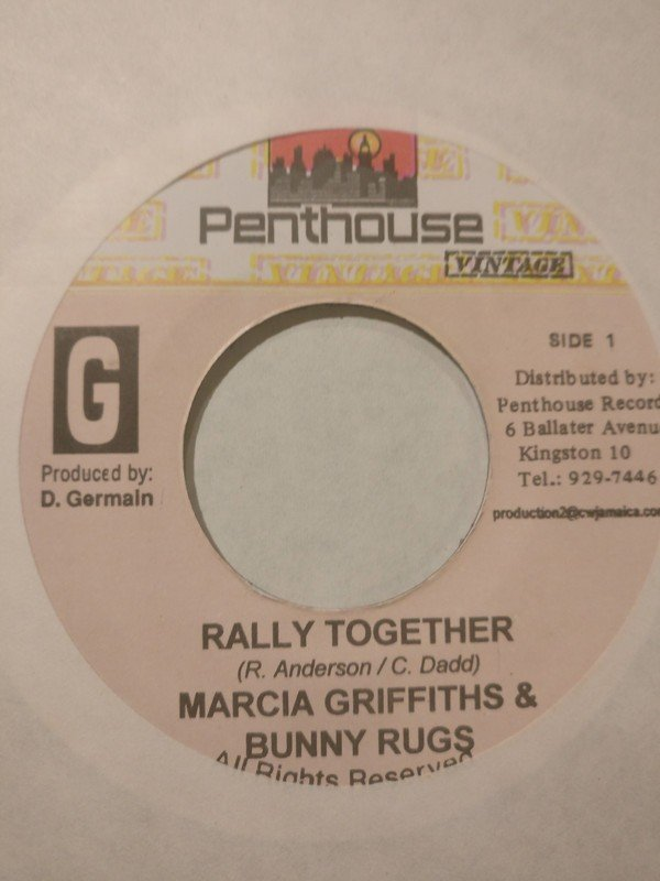 Marcia Griffiths - Rally Together