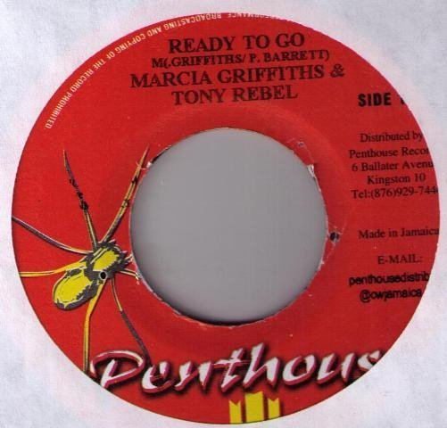 Marcia Griffiths - Ready To Go
