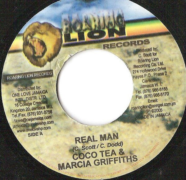 Marcia Griffiths - Real Man