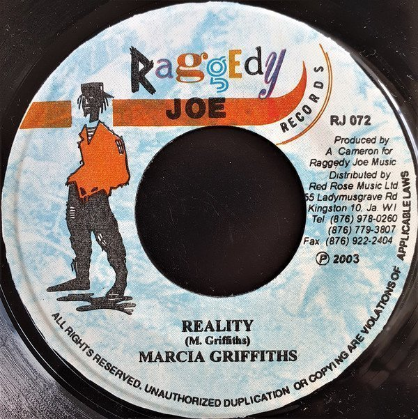 Marcia Griffiths - Reality