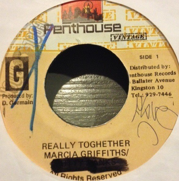 Marcia Griffiths - Really Toghether