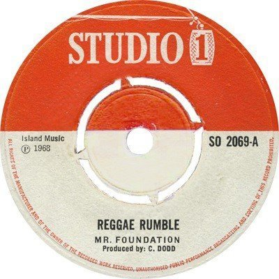 Marcia Griffiths - Reggae Rumble / You Keep Me On The Move