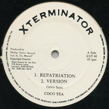Marcia Griffiths - Repatriation / Glory Be