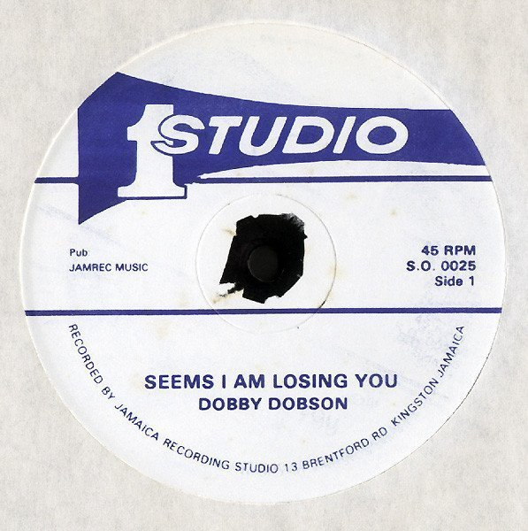 Marcia Griffiths - Seems I Am Losing You / Melody Life