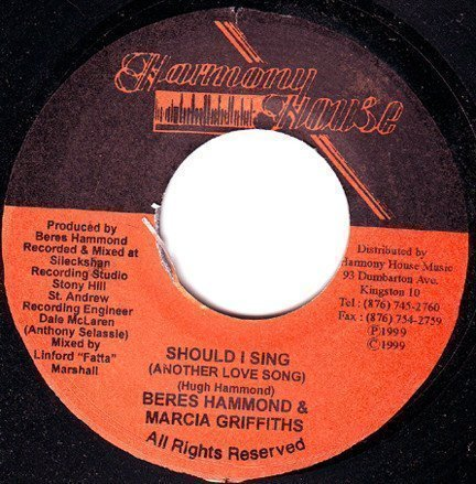 Marcia Griffiths - Should I Sing