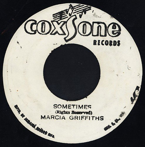 Marcia Griffiths - Sometimes / My Little Girl