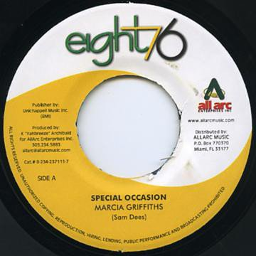 Marcia Griffiths - Special Occasion