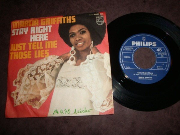 Marcia Griffiths - Stay Right Here