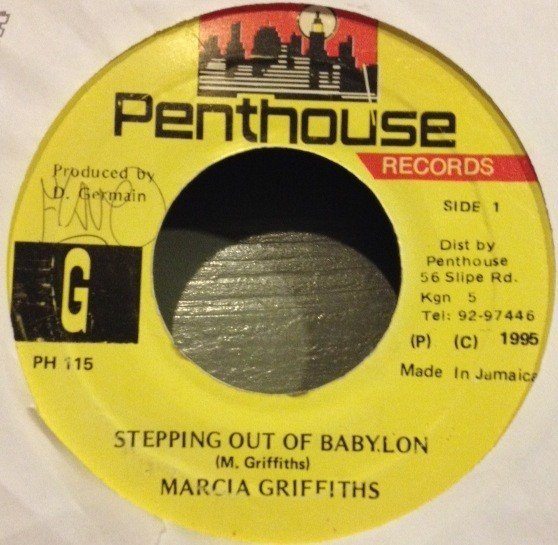 Marcia Griffiths - Stepping Out Of Babylon