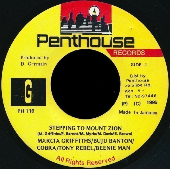 Marcia Griffiths - Stepping To Mount Zion
