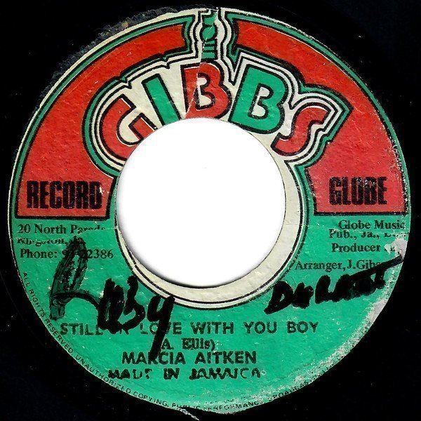 Marcia Griffiths - Still In Love With You Boy