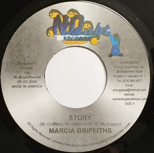 Marcia Griffiths - Story