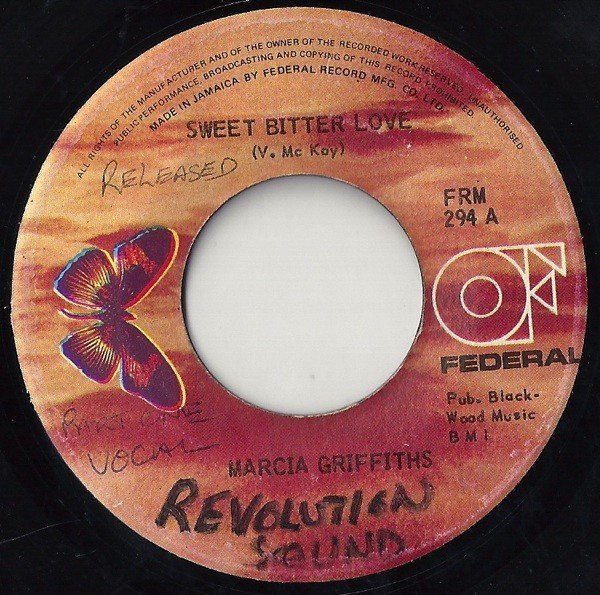 Marcia Griffiths - Sweet Bitter Love