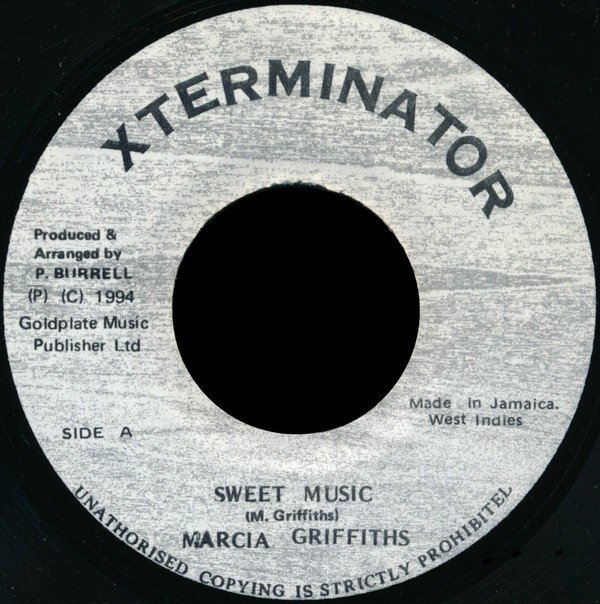 Marcia Griffiths - Sweet Music