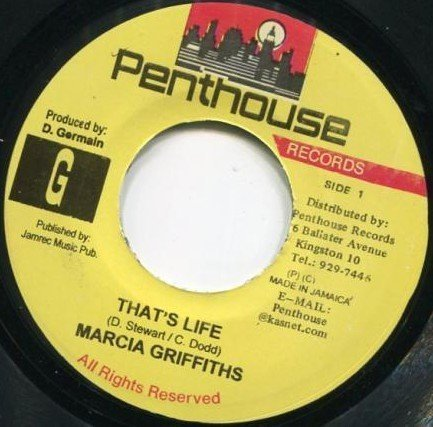 Marcia Griffiths - That