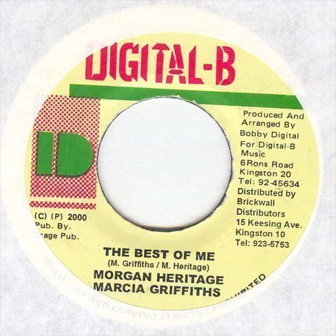 Marcia Griffiths - The Best Of Me