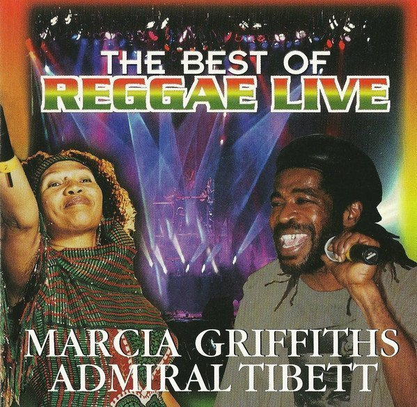 Marcia Griffiths - The Best Of Reggae Live