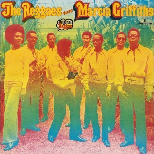 Marcia Griffiths - The Reggaes Featuring Marcia Griffiths