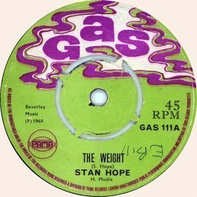 Marcia Griffiths - The Weight / Tell Me Now