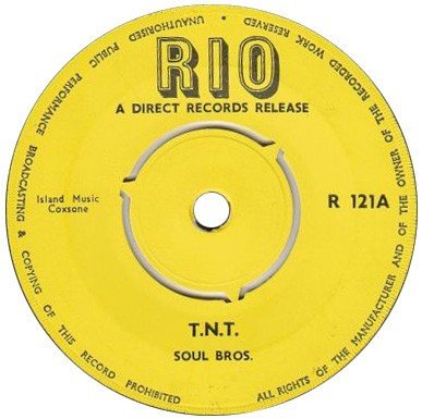 Marcia Griffiths - T.N.T. / Mr. Everything