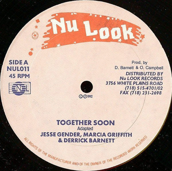 Marcia Griffiths - Together Soon