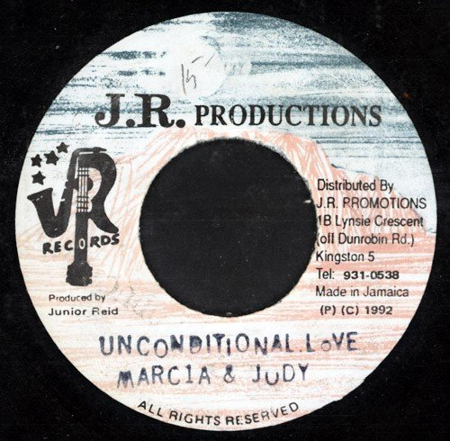 Marcia Griffiths - Unconditional Love