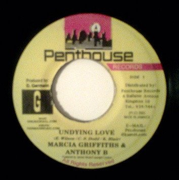 Marcia Griffiths - Undying Love