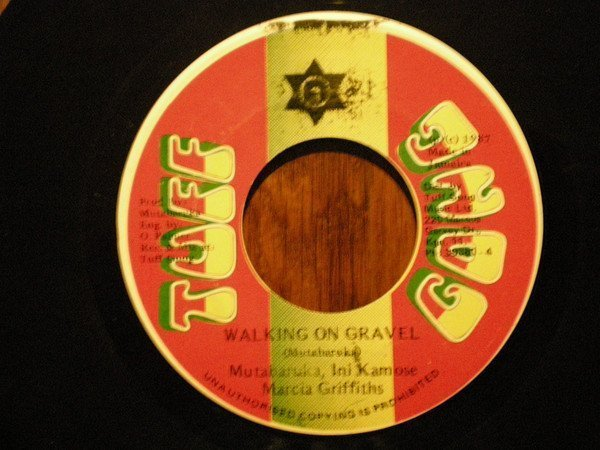 Marcia Griffiths - Walking On Gravel