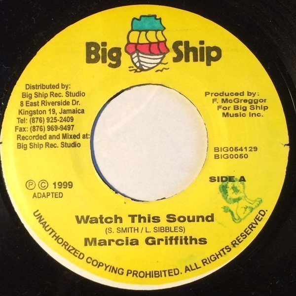 Marcia Griffiths - Watch This Sound