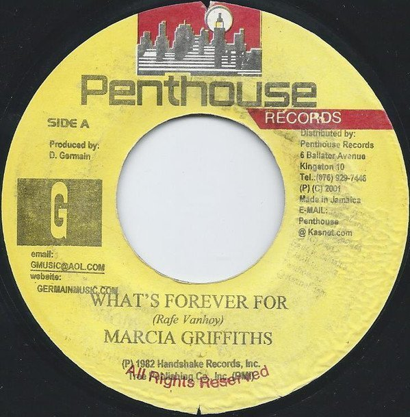 Marcia Griffiths - What