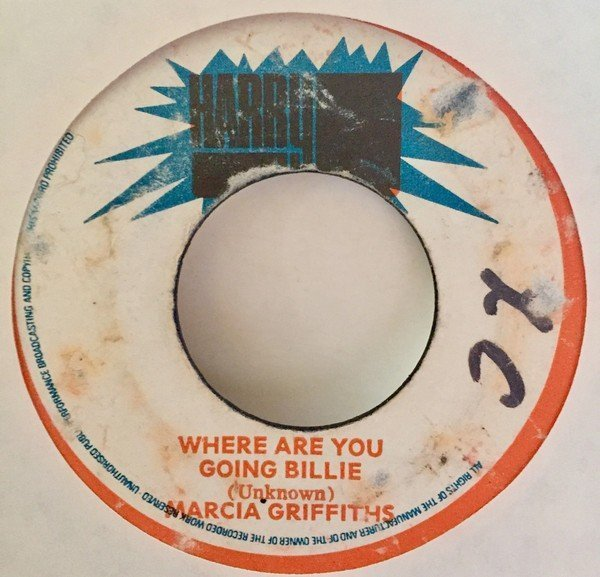 Marcia Griffiths - Where Are You Going Billie / Rocking Good Way