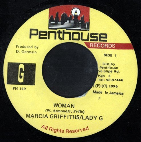 Marcia Griffiths - Woman
