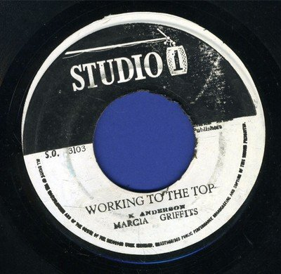 Marcia Griffiths - Working To The Top / Whoopy Yackey