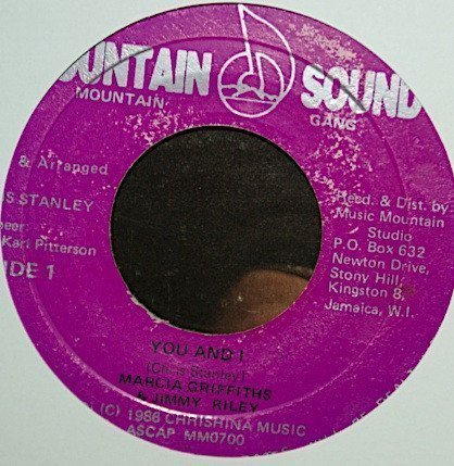 Marcia Griffiths - You And I / Life Is A Melody