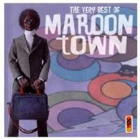 Maroon Town - The Very Best Of Maroon Town