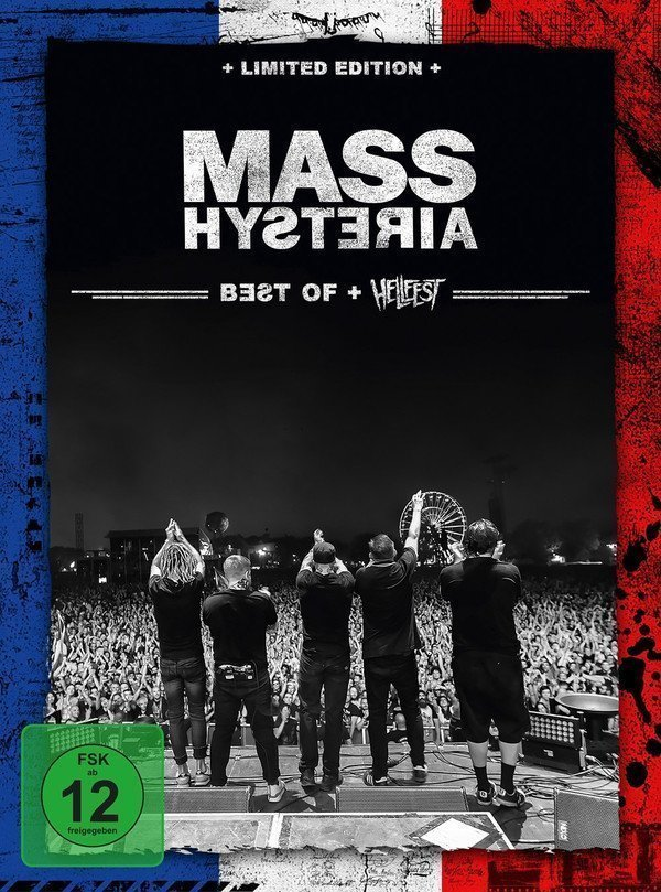 Mass Hysteria - Best Of + Hellfest (Limited Edition)
